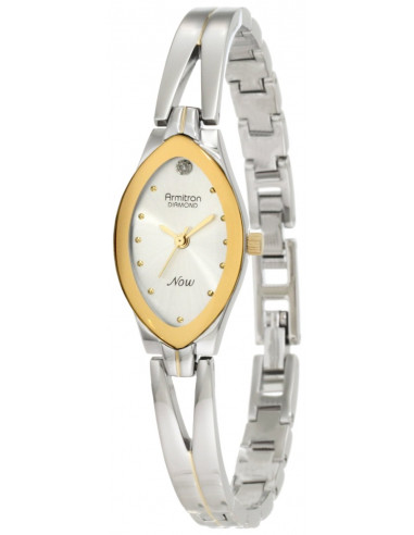 Chic Time | Montre Femme Armitron 753023SIL NOW Diamond  | Prix : 75,90€