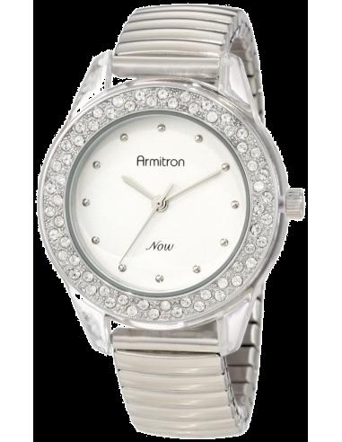 Chic Time | Montre Femme Armitron 75/4084SVSV Swarovski Crystal  | Prix : 81,90€