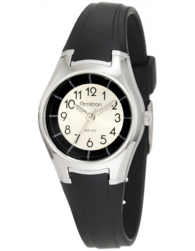 Chic Time | Montre Femme Armitron 256405BLK  | Prix : 35,90€