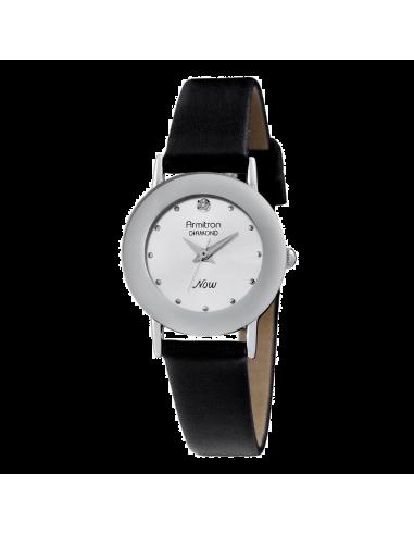 Chic Time | Montre Femme Armitron 752447SVSVBK NOW Diamond  | Prix : 59,90€