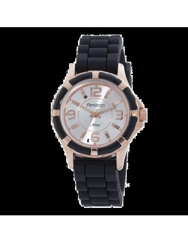 Chic Time | Montre Femme Armitron 753961SVRGBK NOW  | Prix : 74,90€