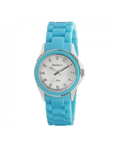 Chic Time | Montre Femme Armitron 753974SVTQ Swarovski Crystal NOW  | Prix : 59,90 €