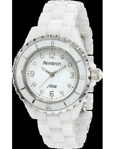Chic Time   Montre Femme Armitron 753920WTSV Swarovski Crystal NOW    Prix : 249,90€