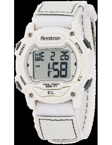 Chic Time | Montre Femme Armitron 457004WHT Sport  | Prix : 49,00€