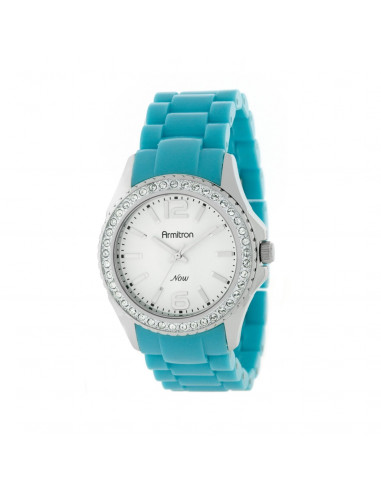 Chic Time | Montre Femme Armitron 753935WTTQ Swarovski Crystal NOW  | Prix : 74,90€