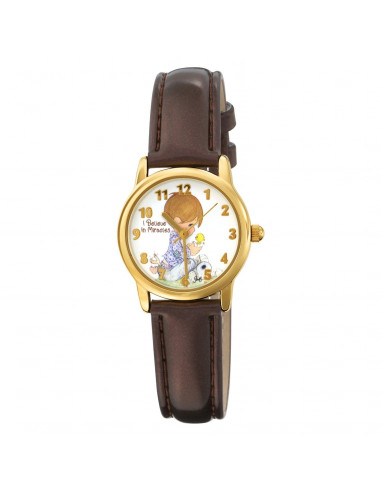Chic Time | Montre Femme Armitron 3100007 Precious Moments 'I Believe in Miracles'  | Prix : 35,90€