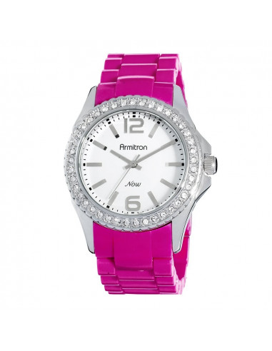 Chic Time | Montre Femme Armitron 753935WTMA NOW Swarovski Crystal  | Prix : 74,90 €