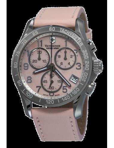 Chic Time | Montre Femme Victorinox Swiss Army 251419 Chrono Classic  | Prix : 499,90€
