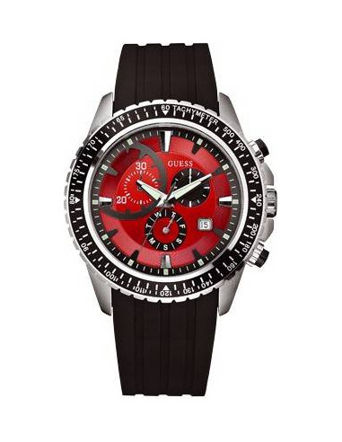 Chic Time | Montre Guess Chronograph W16545G2  | Prix : 192,90 €