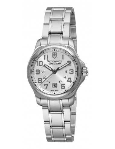 Chic Time   Montre Femme Victorinox Swiss Army 241457 Officers    Prix : 346,90€