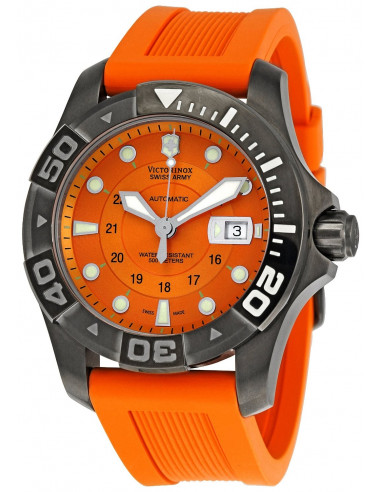 Chic Time | Montre Homme Victorinox Swiss Army 241354 Dive Master 500 Mecha  | Prix : 943,15€