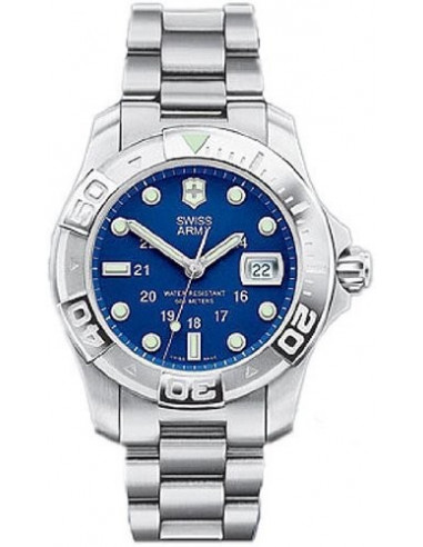 Chic Time | Montre Homme Victorinox Swiss Army 241173 Dive Master  | Prix : 371,85€