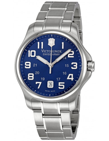 Chic Time | Montre Homme Victorinox Swiss Army 241360 Officers  | Prix : 346,15€