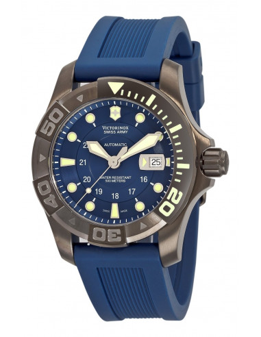 Chic Time   Montre Homme Victorinox Swiss Army 241425 Dive Master 500    Prix : 849,90€