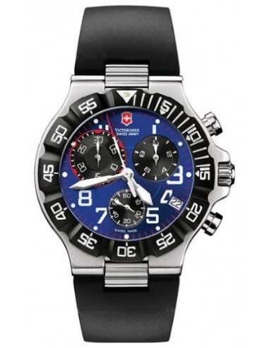 Chic Time | Montre Homme Victorinox Swiss Army 241406 Summit  | Prix : 297,85€