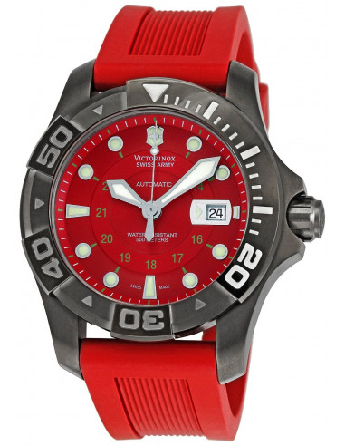 Chic Time | Montre Homme Victorinox Swiss Army 241353 Dive Master  | Prix : 617,00 €