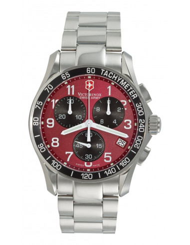 Chic Time | Montre Homme Victorinox Swiss Army 241148 Classic  | Prix : 432,90€