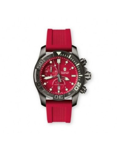 Chic Time | Montre Homme Victorinox Swiss Army 241422 Dive Master 500 Chrono  | Prix : 679,65€