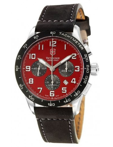 Chic Time   Montre Homme Victorinox Swiss Army 24785 Professional Air Boss Mach 6    Prix : 849,85€