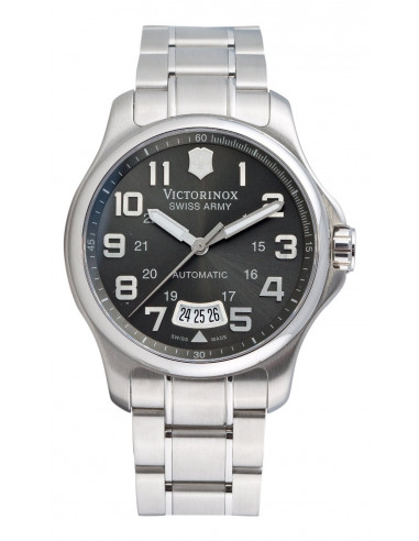 Chic Time | Montre Homme Victorinox Swiss Army 241373 Officers  | Prix : 331,10 €