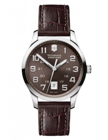Chic Time | Montre Homme Victorinox Swiss Army 241323 Classic Alliance  | Prix : 297,85€