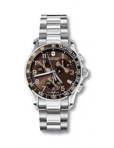 Chic Time | Montre Homme Victorinox Swiss Army 249011  | Prix : 458,85€