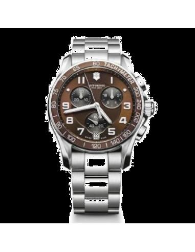 Chic Time | Montre Homme Victorinox Swiss Army 249036 Chrono Classic  | Prix : 338,00€