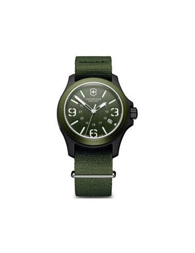 Chic Time | Montre Homme Victorinox Swiss Army 241514 Original  | Prix : 154,10€