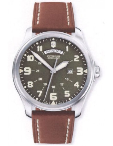 Chic Time | Montre Homme Victorinox Swiss Army 241290 Infantry  | Prix : 543,10€