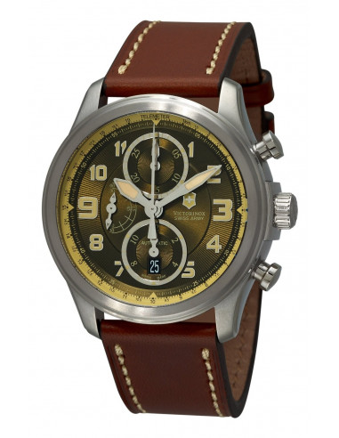 Chic Time | Montre Homme Victorinox Swiss Army 251448 Infantry  | Prix : 1,141.95