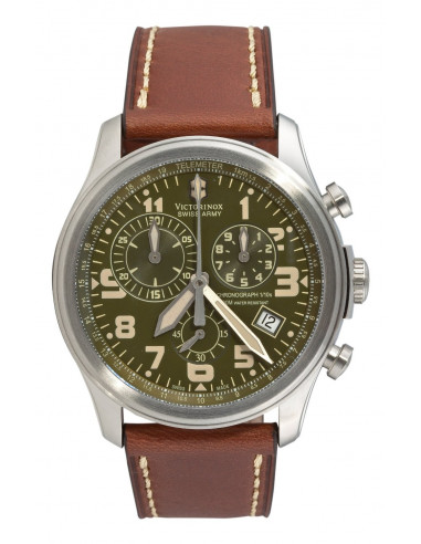 Chic Time | Montre Homme Victorinox Swiss Army 241287 Infantry  | Prix : 821,90€