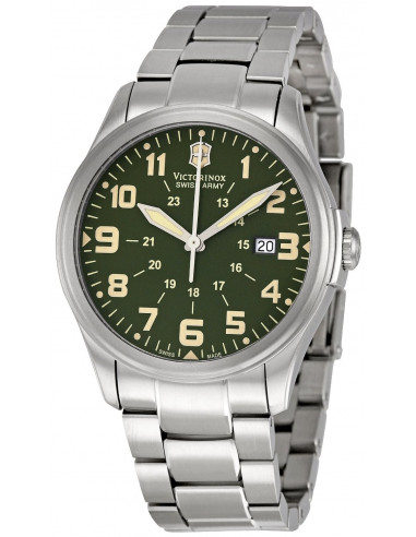 Chic Time   Montre Homme Victorinox Swiss Army 241292 Infantry    Prix : 347,26€