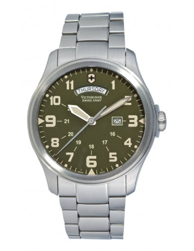 Chic Time | Montre Homme Victorinox Swiss Army 241291 Infantry  | Prix : 1,052.90