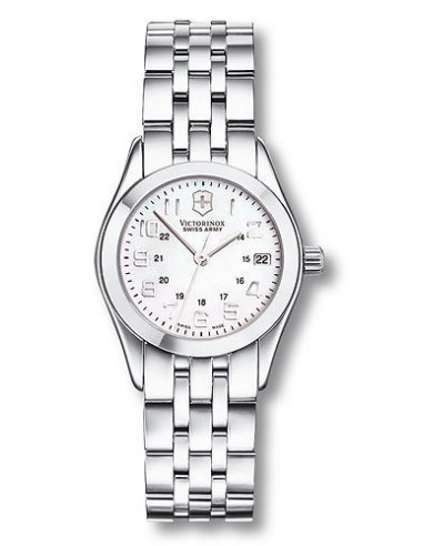 Chic Time | Montre Homme Victorinox Swiss Army 24180 Alliance  | Prix : 338,21€