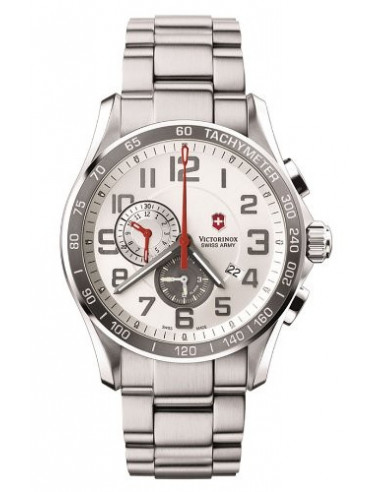 Chic Time | Montre Homme Victorinox Swiss Army 241282 Classic XLS  | Prix : 286,35€