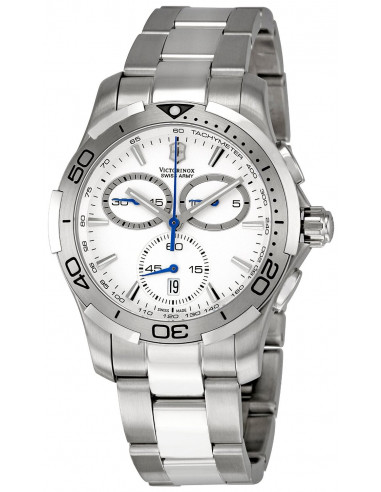Chic Time | Montre Homme Victorinox Swiss Army 241303 Alliance  | Prix : 458,85€