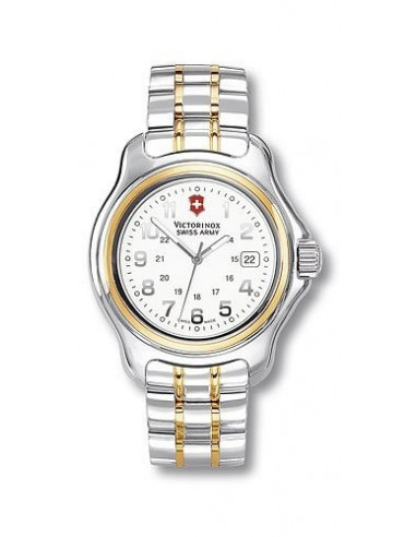 Chic Time | Montre Homme Victorinox Swiss Army 24727 Officer's 1884  | Prix : 342,70€