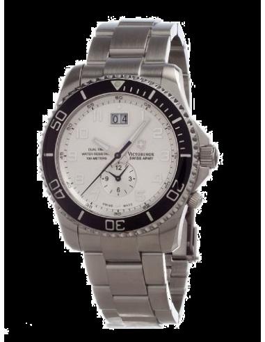 Chic Time | Montre Homme Victorinox Swiss Army 241442 Maverick GS Dual Time  | Prix : 415,15€