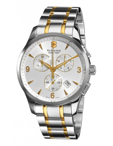 Chic Time | Montre Homme Victorinox Swiss Army 241481 Alliance  | Prix : 635,90 €