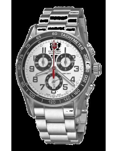 Chic Time | Montre Homme Victorinox Swiss Army 241445 Chrono Classic  | Prix : 541,65€