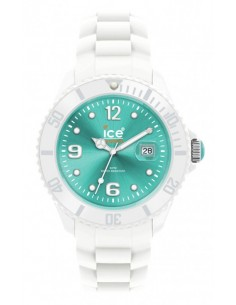 Chic Time   Montre Ice-Watch Big Turquoise SI.WT.B.S.10    Prix : 99,00€