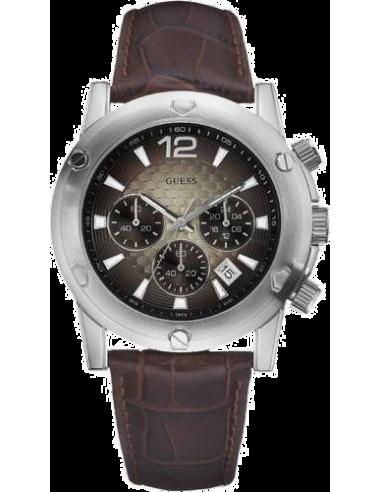 Chic Time   Montre Guess Chronograph U12535G2    Prix : 148,90€