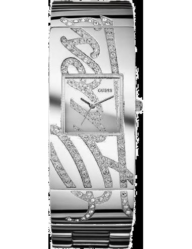 Chic Time | Montre Femme Guess Autograph Argent W12063L1 Bracelet En Acier  | Prix : 239,90€