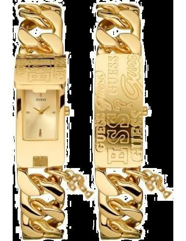 Chic Time   Montre Guess Gold Tone U18510L1    Prix : 199,90€