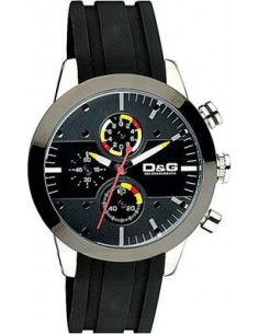 Chic Time | Montre Dolce & Gabbana Rugby DW0373  | Prix : 97,25 €
