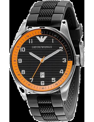 Chic Time | Montre Homme Emporio Armani AR5876 Noir  | Prix : 199,00€
