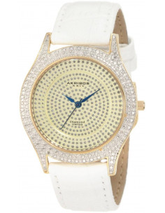 Chic Time | Montre Femme Akribos XXIV AKR464YG Brillianaire  | Prix : 99,99€