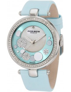 Chic Time | Montre Femme Akribos XXIV AKR434BU Impeccable  | Prix : 182,00€