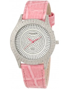 Chic Time | Montre Femme Akribos XXIV AKR464PK Brillianaire  | Prix : 147,00€