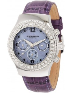 Chic Time | Montre Femme Akribos XXIV AKR449PU Ultimate  | Prix : 182,00 €